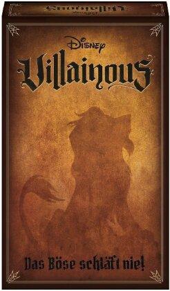 Disney Villainous - Das Böse schläft nie! (Spiel-Zubehör)