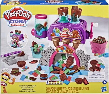 Play-Doh - Play Doh Candy Playset