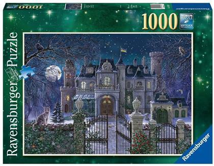 Die Weihnachtsvilla - 1000 Teile Puzzle