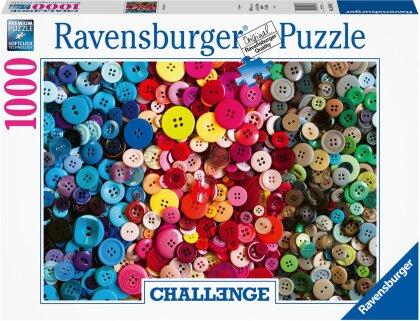 Challenge Knöpfe - 1000 Teile Puzzle