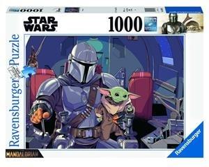 Star Wars: The Mandalorian - 1000 Teile Puzzle