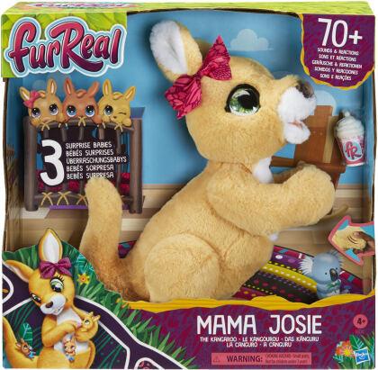 Frr Mama Josie The Kangaroo