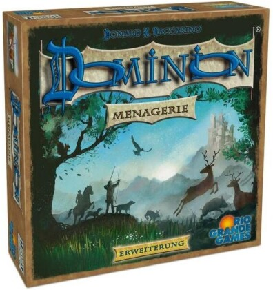 Dominion - Menagerie [Add-On]