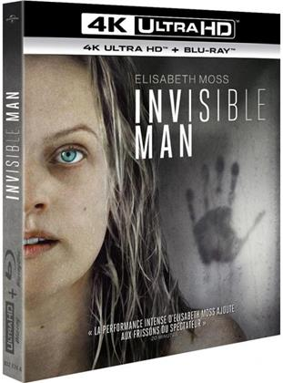 Invisible Man (2020) (4K Ultra HD + Blu-ray)