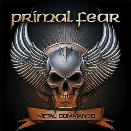 Primal Fear - Metal Commando (2 CDs)