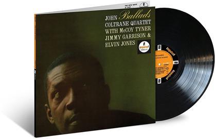 John Coltrane - Ballads (2020 Reissue, Verve, LP)