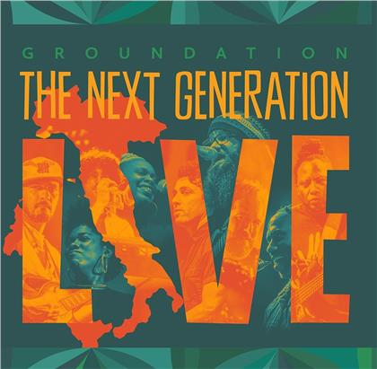 Groundation - Next Generation (Live) (2 LPs)