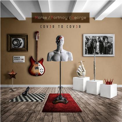 Neal Morse, Mike Portnoy & Randy George - Cov3r To Cov3r (3 LPs)