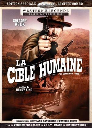 La cible humaine (1950) (Western de Légende, Special Edition, Blu-ray + DVD)