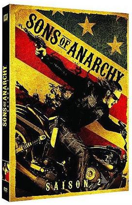 Sons of Anarchy - Saison 2 (4 DVDs)