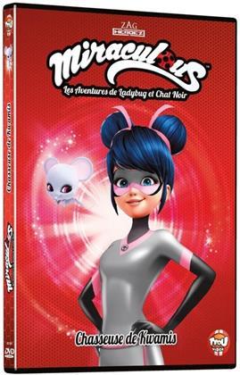 Miraculous - Les aventures de Ladybug et Chat Noir - Chasseuse de Kwamis