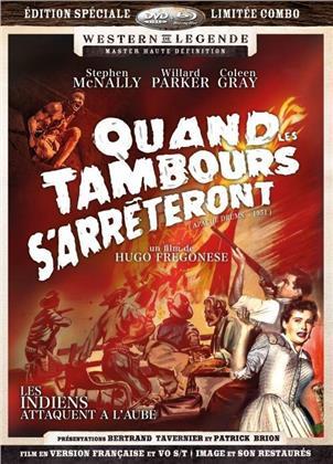Quand les tambours s'arrêteront (1951) (Western de Légende, Special Edition, Blu-ray + DVD)