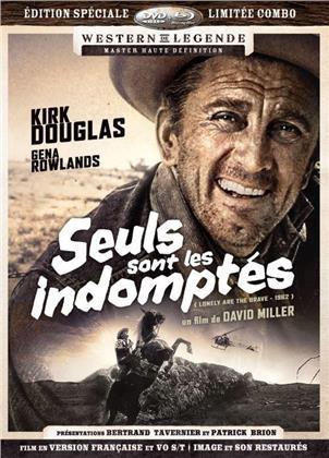 Seuls sont les indomptés (1962) (Western de Légende, Special Edition, Blu-ray + DVD)
