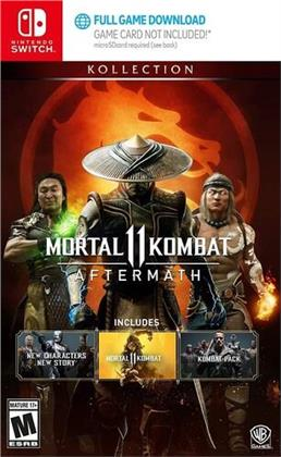 Mortal Kombat 11 - Aftermath Kollection (Code in a Box)