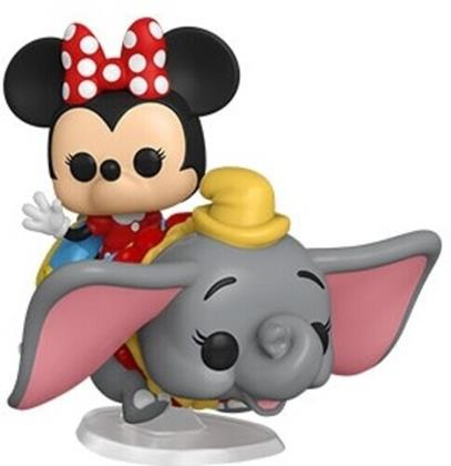 Funko Pop! Ride: - Disney 65 -Flyng Dumbo Ride W/Minnie