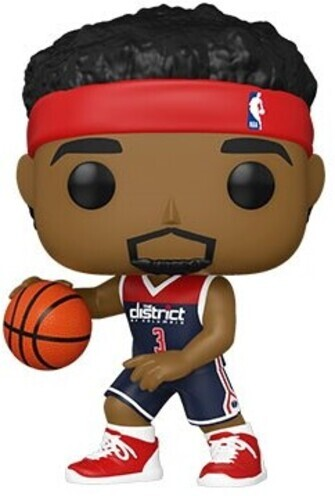 Funko Pop! Nba: - Washington Wizards-Bradley Beal (Alternate)