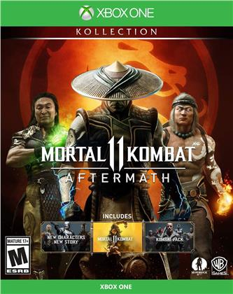 Mortal Kombat 11 - Aftermath Kollection