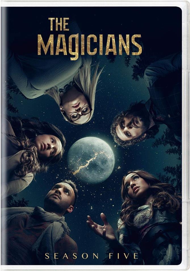 The Magicians - Season 5 (3 DVDs)