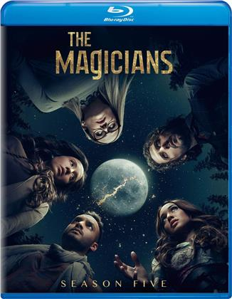 The Magicians - Season 5 (3 Blu-rays)