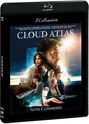 Cloud Atlas (2012) (Il Collezionista, Blu-ray + DVD)