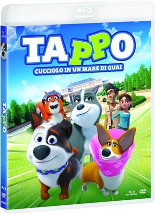 Tappo - Cucciolo in un mare di guai (2019) (Blu-ray + DVD)