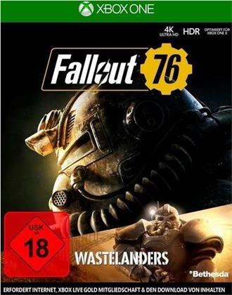 Fallout 76 Wastelanders (German Edition)