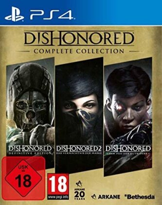Dishonored PS-4 Complete Collection