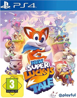 New Super Lucky Tale (German Edition)