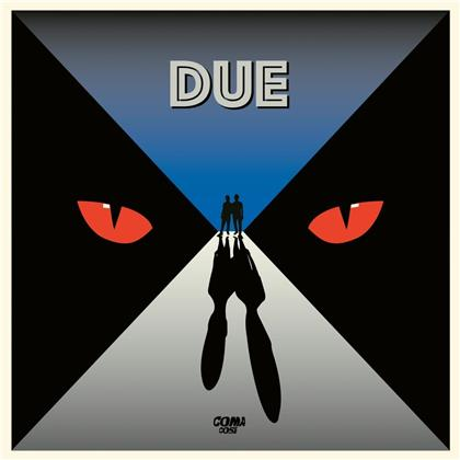 Coma Cose feat. Stabber - DUE (LP)