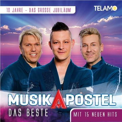 Musikapostel - Das Beste (2 CDs)