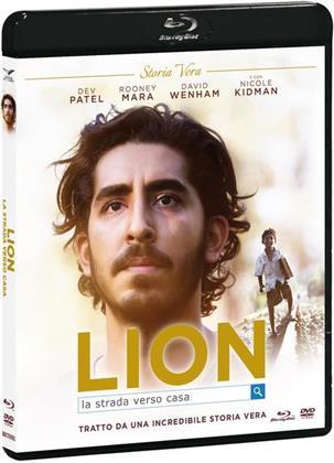 Lion - La strada verso casa (2016) (Storia Vera, Blu-ray + DVD)