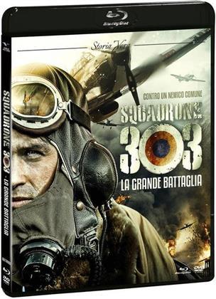 Squadrone 303 - La grande battaglia (2018) (Storia Vera, Blu-ray + DVD)