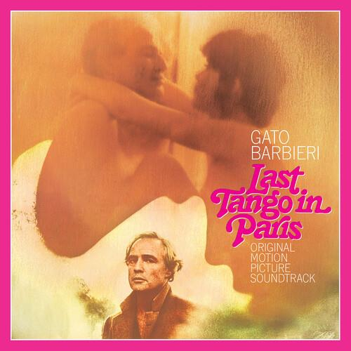 Gato Barbieri - Last Tango In Paris - OST (2020 Reissue, Gatefold, AMS / Cinevox, Pink Vinyl, LP)