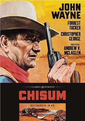 Chisum (1970) (Restaurato in HD, Classici Ritrovati)