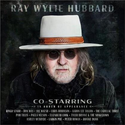Ray Wylie Hubbard - Co-Starring (LP)