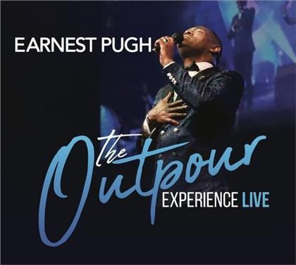 Earnest Pugh - Outpour Experience Live