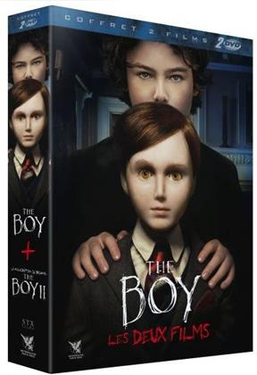 The Boy 1+2 - Les deux films (2 DVDs)