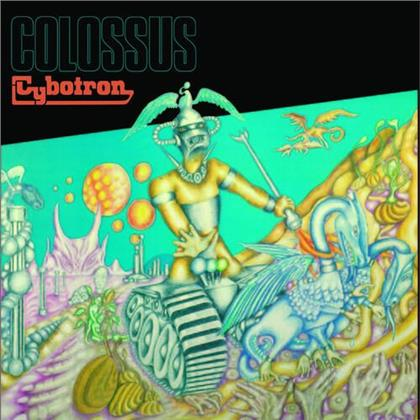 Cybotron - Colossus (2020 Reissue, Colored, LP)