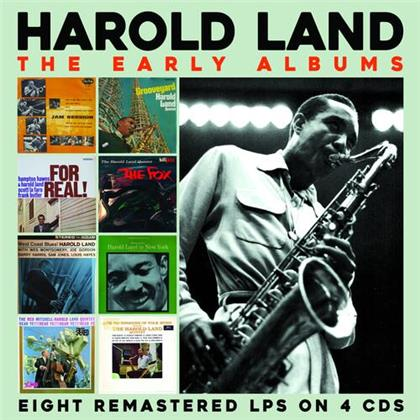 Harold Land - Early Albums