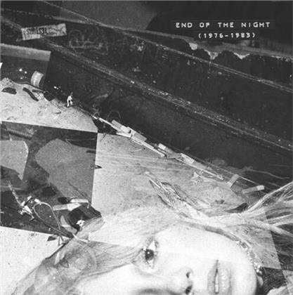 Detroit Punk Archive Presents The End Of The Night (LP)