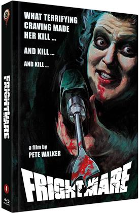 Frightmare (1974) (Cover A, Pete Walker Collection, Limited Edition, Mediabook, Blu-ray + DVD)