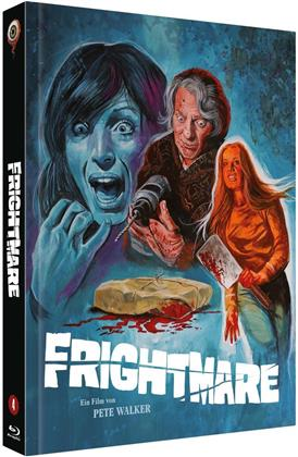 Frightmare (1974) (Cover B, Pete Walker Collection, Limited Edition, Mediabook, Blu-ray + DVD)