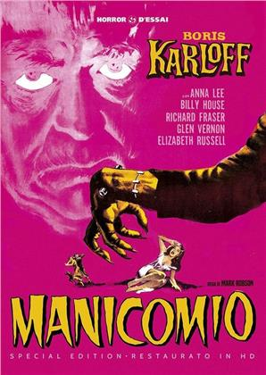 Manicomio (1946) (Horror d'Essai, restaurato in HD, s/w, Special Edition)