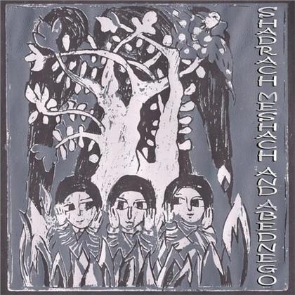 Alpha & Omega - Shadrach, Meshach And.. (LP)