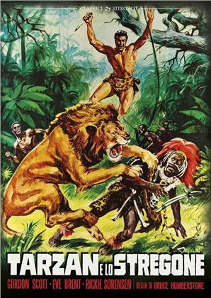 Tarzan e lo stregone (1958) (Classici Ritrovati, n/b)