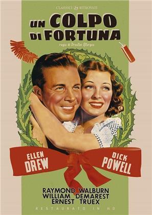 Un colpo di fortuna (1940) (Classici Ritrovati, restaurato in HD, s/w)