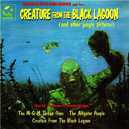 Creature From The Black Lagoon - OST (2020 Reissue)
