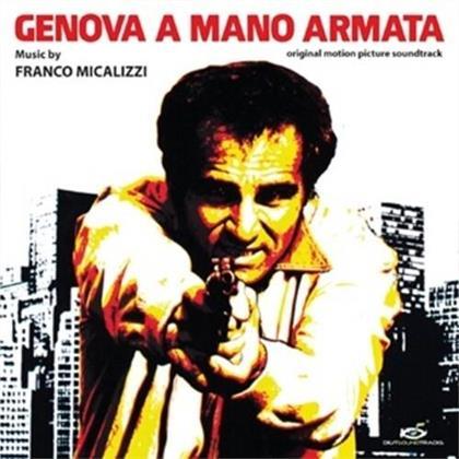 Franco Micalizzi - Genova A Mano Armata - OST (LP)