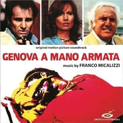 Franco Micalizzi - Genova A Mano Armata - OST