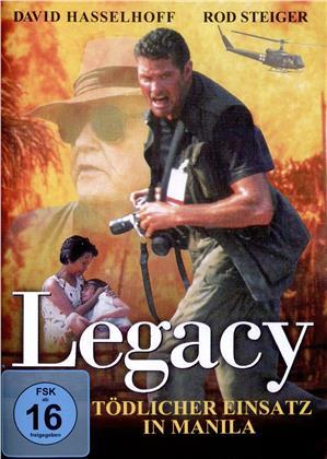Legacy - Tödlicher Einsatz in Manila (1998)